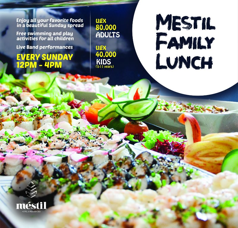 Family Sunday Lunch