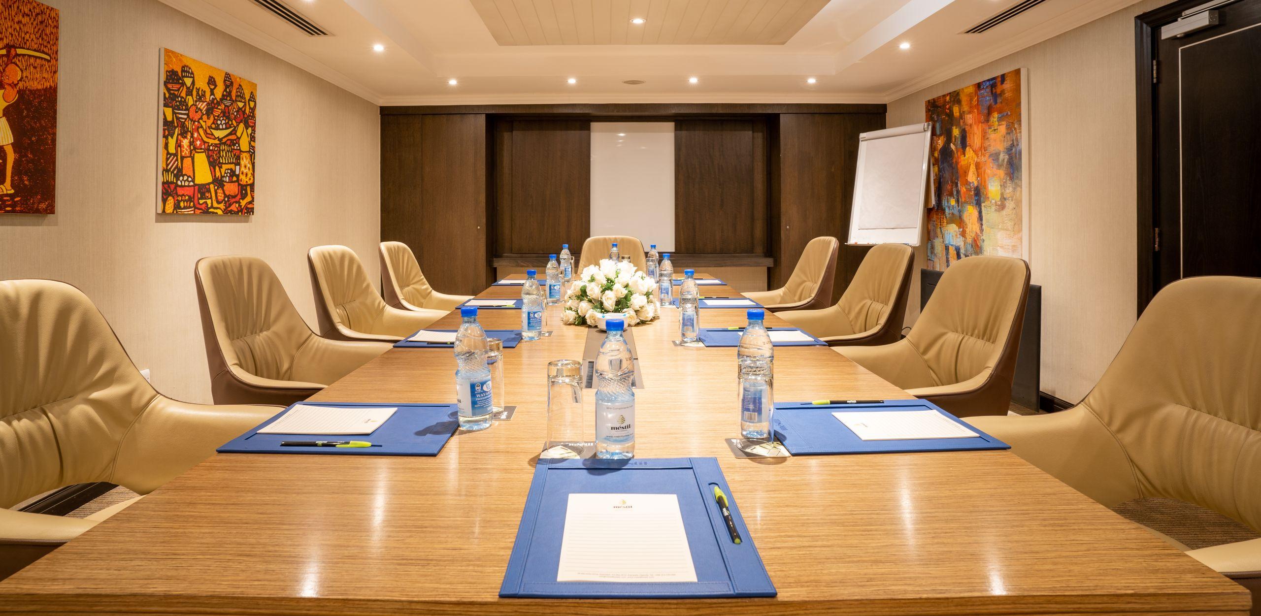 Homepage 5: Meeting room