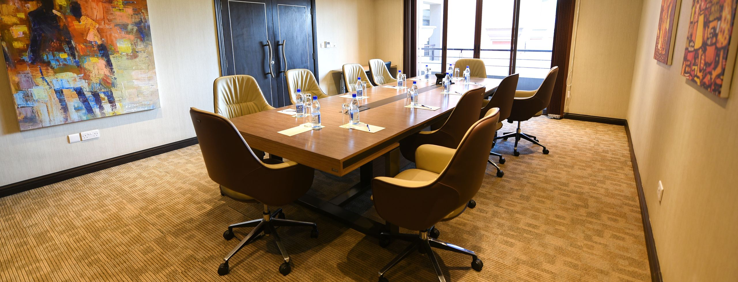 Services Conferences 2 boardroom