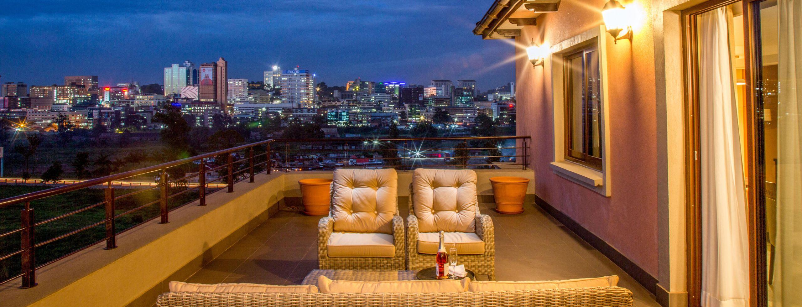 Accommodation three bed 6 balcony